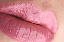 Luscious Pink Lips