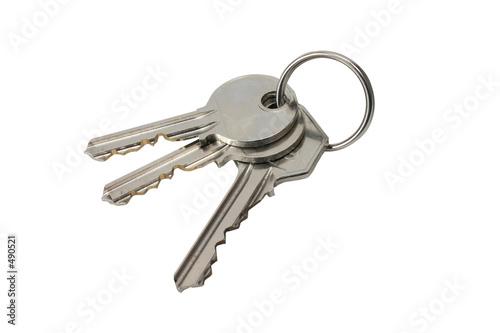 Fotografie, Obraz  keys