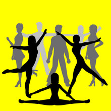 Group Of People - Dancers