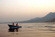 Pêcheurs Sur La Mer Noire
