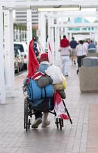 Homeless Vet 1