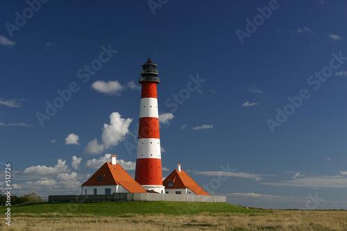 Fotografija leuchtturm westerhever