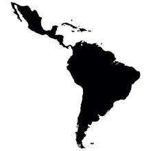 Latin America, Latin Amerika, Latijns Amerika