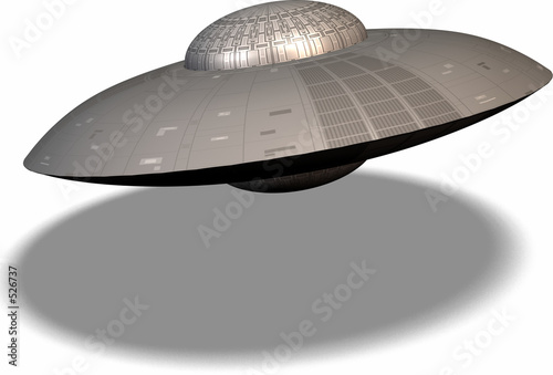 Photo sur Aluminium UFO ufo