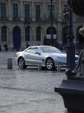 Mercedes Benz Slr On Place Vendôme