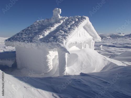 iced buiding #540328