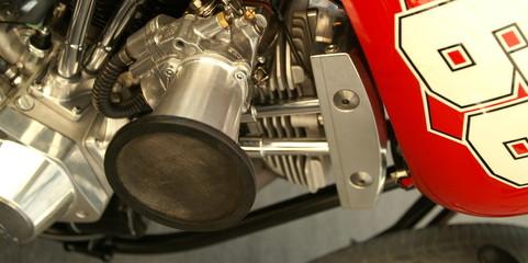 Fototapeta Motor moto-tuning (68)