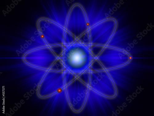 atom Canvas-taulu