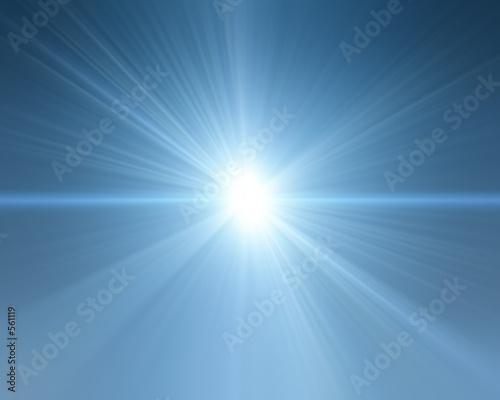 Fototapeta light point obraz na płótnie