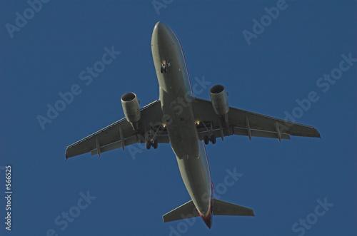 Fotografie, Obraz  airliner
