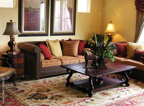 Fotografie, Tablou  living room