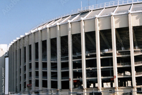 Foto op Plexiglas Stadion vet stadium