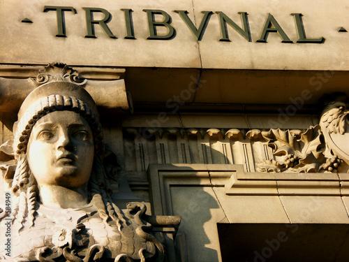 Fototapeta tribunal
