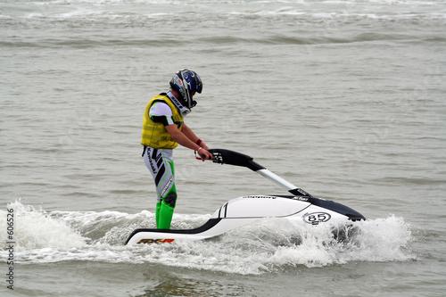 Garden Poster Water Motor sports jet-ski