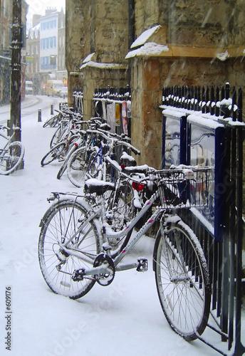 Valokuva winter in cambridge