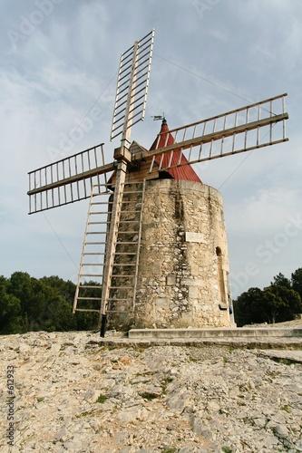 Aluminium Prints Mills moulin à vent
