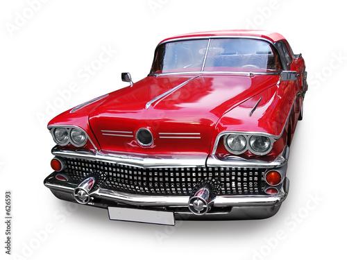 retro car - american vintage classics © Ana Vasileva