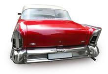 Retro Car - American Vintage C...