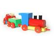 kinder holz lokomotive – eisenbahn