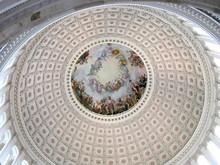 Capitol Rotunda - Washington D...