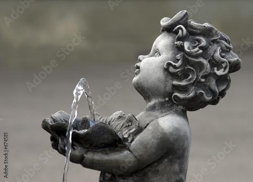 Photo sur Aluminium Fontaine fountain