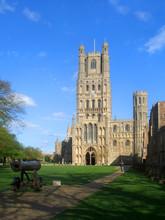 Ely Cathedral , Cambridgeshire, Uk