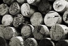 Stack Of Corks