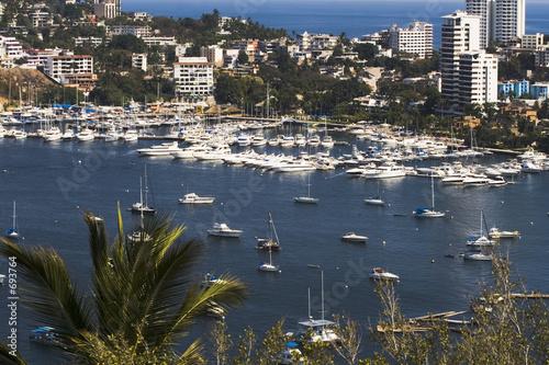Fotografija  acapulco harbor overlook