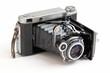Leinwandbild Motiv old camera