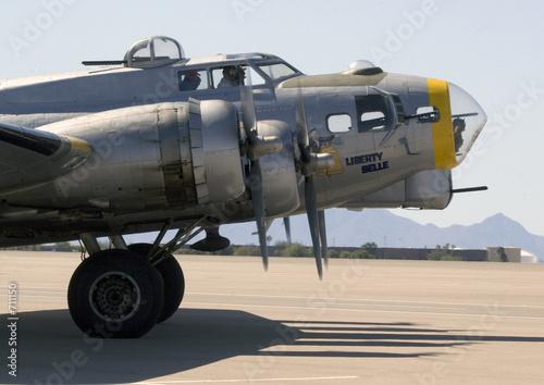 b-17g bomber 103 Fototapete