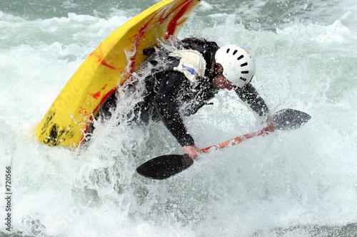 Fotografie, Obraz  kayak8