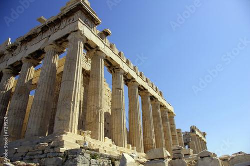 Foto-Rollo - athènes, l'acropole (von Elmunster)