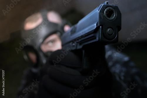 Fotografía  under arrest