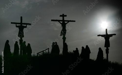 Photo crucificados
