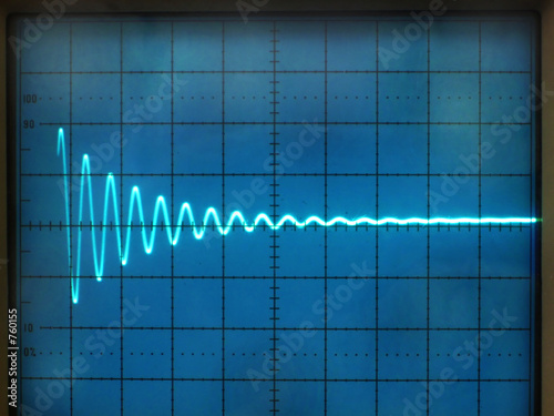 Fotografie, Obraz  electrical signals