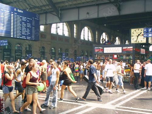 Fotografia streetparade 2003