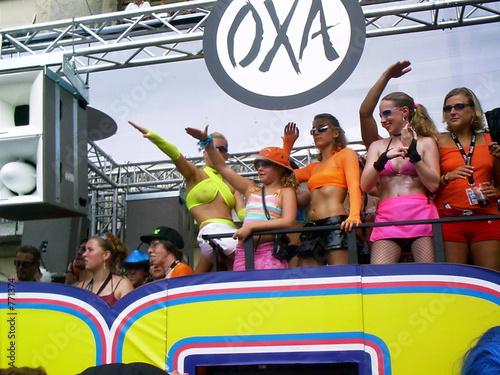 Tela streetparade 2003