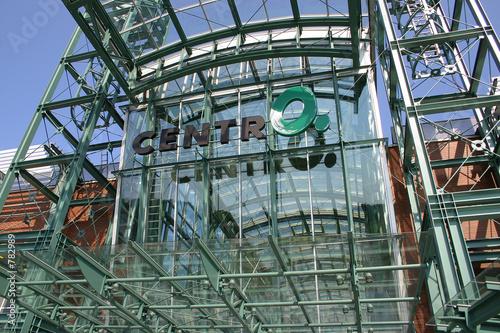 Fotografie, Obraz  centro in oberhausen