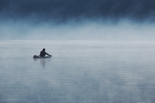 Lonely Fisherman 2