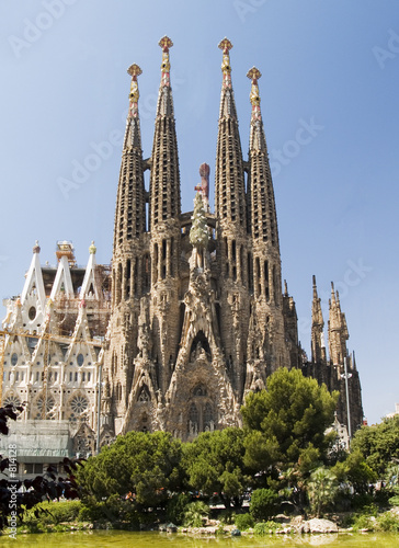 Photo  sagrada familia 8