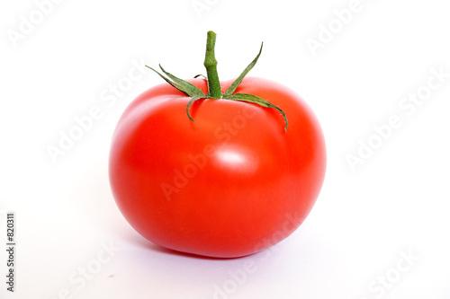 Fototapeta einzelne tomate obraz