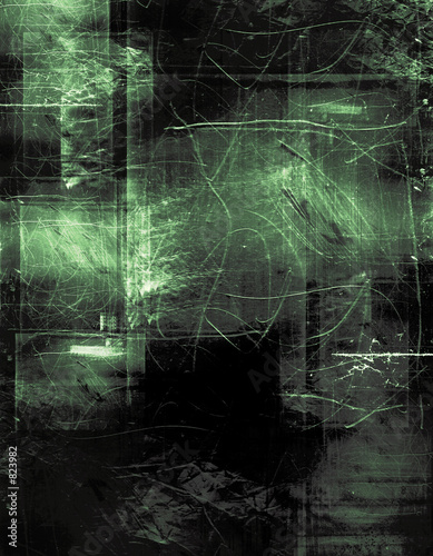 Vászonkép green acetate
