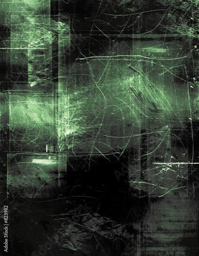green acetate Canvas-taulu