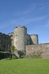 Fototapeta na wymiar stirling castle in scotland