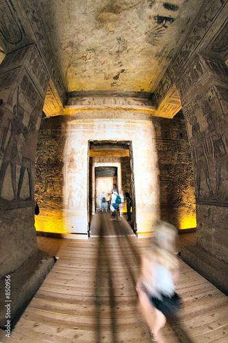 Fotografia, Obraz abu simbel - egypt