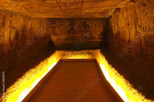 Fotografie, Tablou  abu simbel - egypt