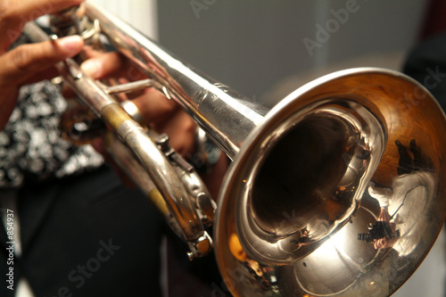 Slika na platnu mirachi trumpet