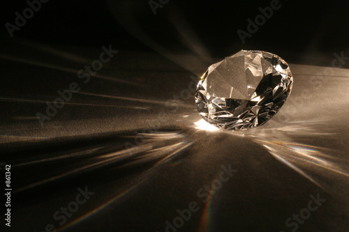 Fotografia  imitation of the diamond