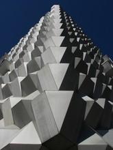 Fassadenecke Ehemaliges Centrum-warenhaus Dresden