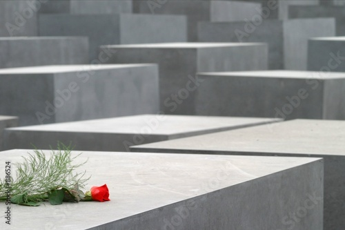 Fotografie, Obraz  holocaustdenkmal